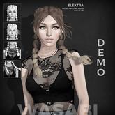 Wasabi // Elektra Mesh Hair - Demo