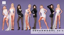 ChicQro - Supermodel 90s - Bento Pose Pack
