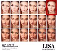 #6  [PUMEC]  -  LISA  - MARCH --- GENUS app.