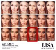 #16  [PUMEC]  -  LISA  - JULY --- GENUS app.