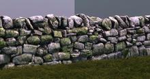 (Fundati) Modern Cobble-Stone Walls  1.2
