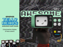 Ananas// Telly Heads - Simply AWESOME