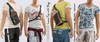 FashionNatic - Lance Top Fatpack Colors With Bag - Signature Gianni, Belleza Jake, Legacy