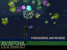 [Akaesha] Fireworks Anywhere Box