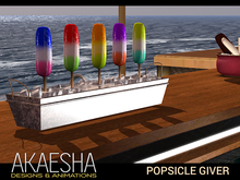 [Akaesha] Popsicle Stand (touch for treat)