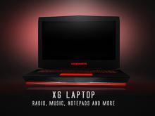 XG (LAPTOP)(RADIO, MUSIC, GAMES AND MORE)