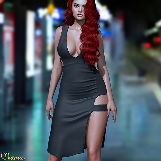 Mutresse - Agnes Dress - 20 Colors for Slink/Maitreya/Belleza/LEGACY