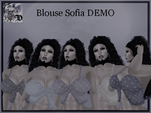 Blouse Sofia DEMO (ADD ME)