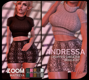 zOOm - Andressa Outfit