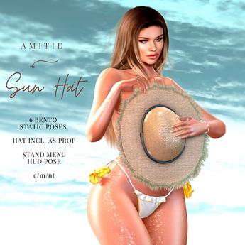 Amitie Sun Hat Pack