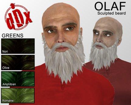 -dDx- Olaf - Greens