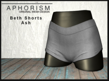 !APHORISM! - Beth Shorts - Ash