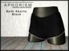 !APHORISM! - Beth Shorts - Black