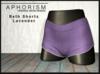 !APHORISM! - Beth Shorts - Lavender