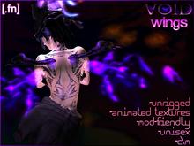 Unisex, Fantasy - Void Wings