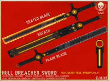 SISU\\ HULL BREACHER SWORD