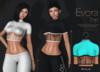 [[ Masoom ]] Evora Top - Aqua -Legacy Perky, Legacy, Lara, Freya
