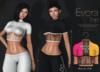 [[ Masoom ]] Evora Top - PACK 04 -Legacy Perky, Legacy, Lara, Freya