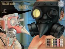 #187# Plague Mask