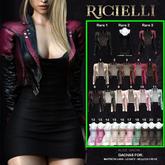 Ricielli - Alice Gacha (M.Lara) - *w/Rares (1,2,3) / Complete* - BOXED