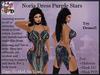 Noria Dress Purple Stars (ADD ME)