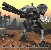 [Echelon] // HS.09 Arbalest Mech