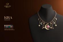 Romazin - Necklace <Kira>, FatPack