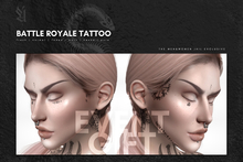 Battle Royale . Tattoo ( BOM )