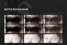 Battle Royale . Mask ( BOM )