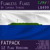 Navassa Island Flag (Fatpack, 12 Versions)