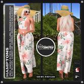 [RnR] Swag Hamptons Outfit w/Maitreya, Freya, Venus, Isis, Physique, Hourglass