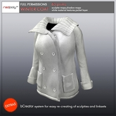 FULL PERMISSIONS Sculpted Winter Coat made by RedPoly