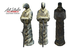 FREE Art Studio.FULL PERM \\ Gaurdian Statue