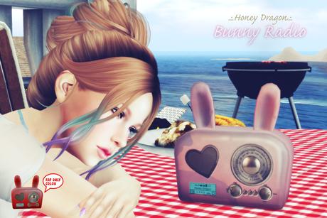.:.H/D.:. Bunny radio // FATPACK [20GHG1]
