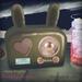 .:.H/D.:. Bunny radio // Steampunk color [20GHG3]