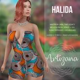 Artizana - Halida I - Mini Dress