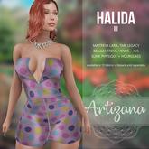 Artizana - Halida III - Mini Dress