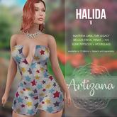 Artizana - Halida V - Mini Dress