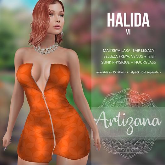 Artizana - Halida VI - Mini Dress