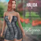 Artizana - Halida IX - Mini Dress