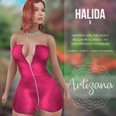 Artizana - Halida X - Mini Dress