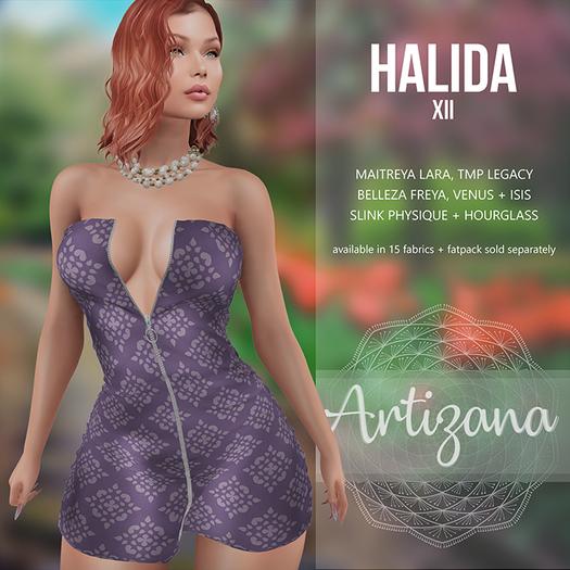 Artizana - Halida XII - Mini Dress