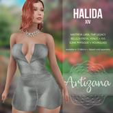 Artizana - Halida XIV - Mini Dress