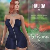 Artizana - Halida XV - Mini Dress
