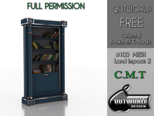 .::QUTWORLD Oriental Bookshelf_FREE::.FP