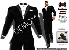 69ParkAveGQ Paris - DEMO Tuxedo