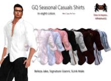 69ParkAve- GQ Seasons Casual Shirts