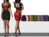 Tony Esso - It's A Love Story Skirt (FatPack)