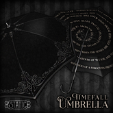 ::Static:: Timefall Umbrella {Coal}