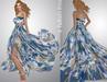 FaiRodis Lovely garden dress blue pack+GIFT for all avatars